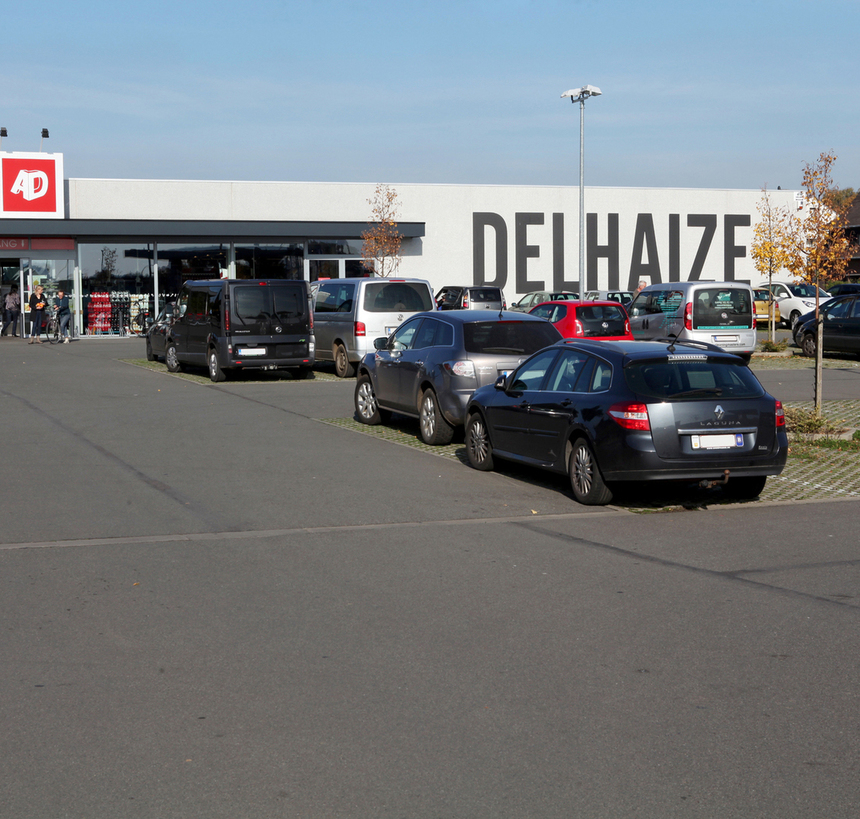 Delhaize Herenthout - Winkel
